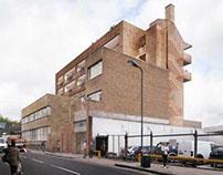 Hawkins\Brown - Laundry Building