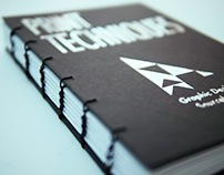 Handmade Graphic Design Source Book (Print Techniques)