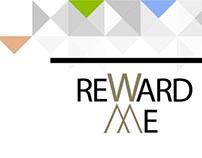 Re-design for Reward Me- P&G: Website