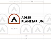 Adler Planetarium Identity Guidelines