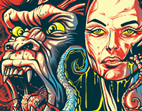Primus 2013 Tour Poster