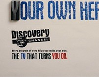 DISCOVERY CHANNEL - Print
