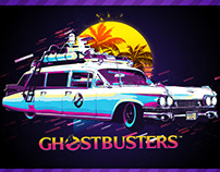 Ghostbusters Movie 80s