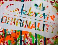 Adidas: Celebrate Originality