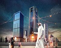 Ramadan Visual - High End Retouching - Manipulation