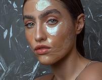 Second skin for MALVIE magazine