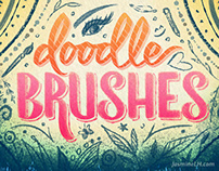 Doodle Brush Pack