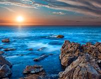 Whale rocks, Australia