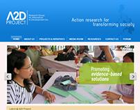 A2D Project Web Design