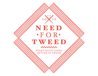 // Harris Tweed 'Need for Tweed'