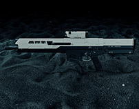 ▼▲ Once In A While Renders № 37 Oblivion Rifle
