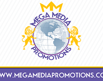 Mega Media - Business Card Design
