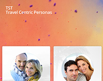 TST Travel Centric Personas