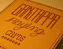 """""""Ganjappa"""" Playing Cards"""
