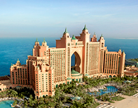 ATLANTIS THE PALM, DUBAI - RETOUCHING