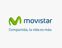 "Movistar ""Flip"" - Rich Media Banners"
