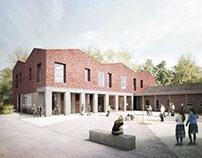 Feilden Fowles - Hazlegrove School