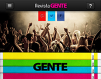 RevistaGENTE Mobile App