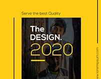 Serve the best quality 2020 Design