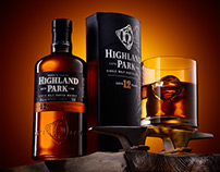 Highland Park - Single Malt Scotch Composite