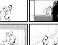 Altınbaş storyboard çalışması... Yönetmen Güray Gürsoy