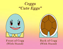 Squirtle Cegg
