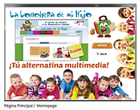 Alternativa multimedia - La Lonchera de mi hijo 2016