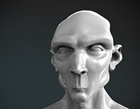 3D Character #1