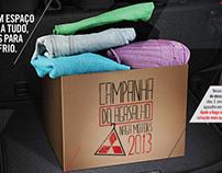 Campanha do Agasalho 2013 / Quest
