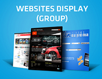 Websites Display (Group)