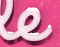 Winter Comes to dribbble