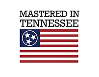 Mastered in Tennessee.