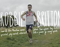 Robbie Britton web presence