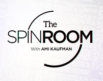 "i24NEWS ""The Spin Room"" show opener"