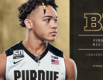 Purdue | 2017-18 Men's Basketball Social Media