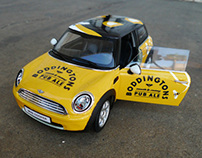 Boddington's Car Wrap