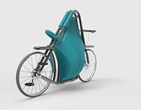 Kangaroo Bike Concept