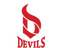Devils Martial Arts branding