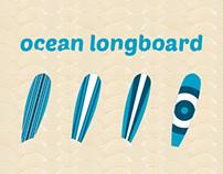 Ocean Longboard (estampa)