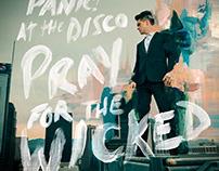 [Lyric video]Panic! At The Disco - High Hopes