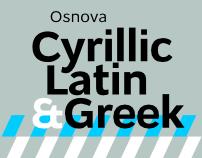 Osnova & Osnova Pro typefaces