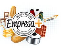 Empresa + | Conceito evento