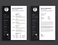 Minimal Creative Resume