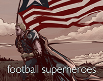 Superheroes of Professional Football