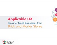 small businesses from brick and mortar stores