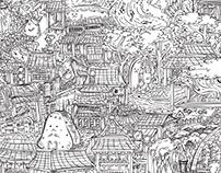 SAXOPHONESUSHI TOWN