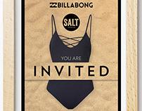 Billabong Invitation