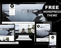 30+ Free WordPress Portfolio Themes 2017