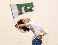 PAKISTAN CELEBRATES 75TH INDEPENDENCE DAY