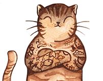 Tough Cats